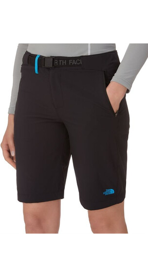 The North Face W's Speedlight Short TNF Black/Quill Blue